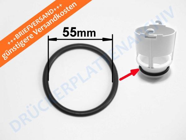 SANIT Rundring für Ablaufkorb D=55mm