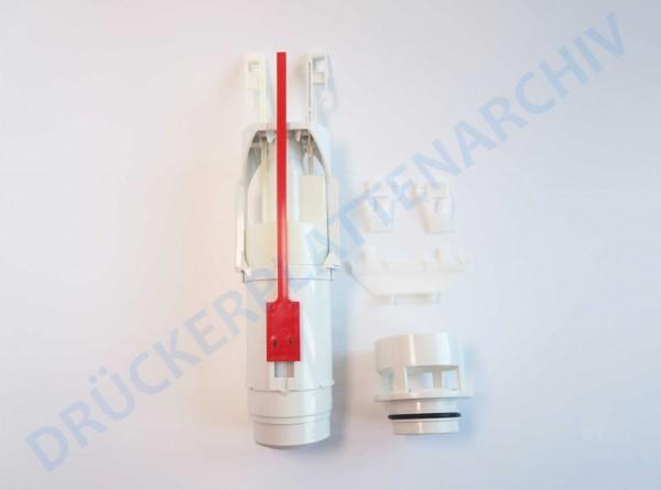 FRIATEC Ablaufventil (Zweimengenspülung)