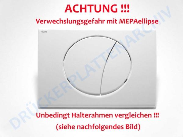 MEPA Drückerplatte SUN (2-Menge)