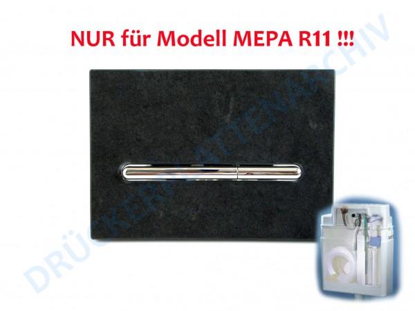 MEPA Drückerplatte SKY R11 (Schiefer)