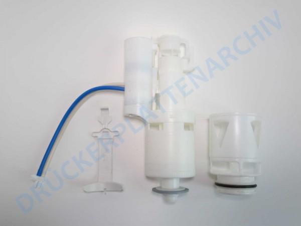 MEPA Ablaufventil B21 (pneum.)