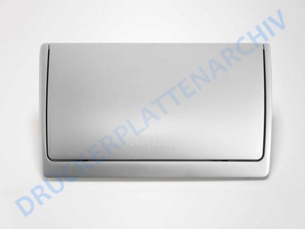 GROHEDAL Drück.platte CLASSIC 330 mattchrom